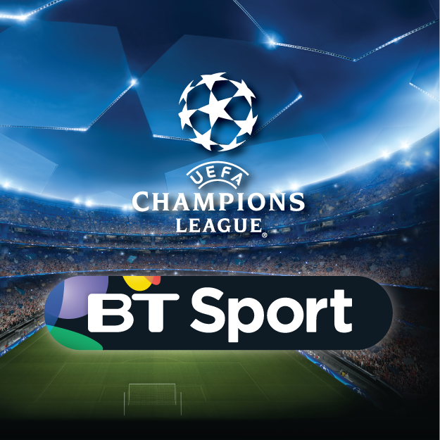 BT Sport Champions League Pack