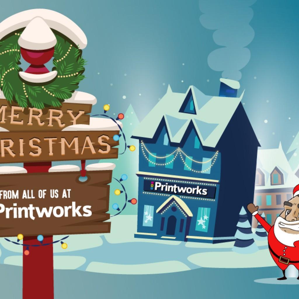 lwvchristmascardka  lwv printworks