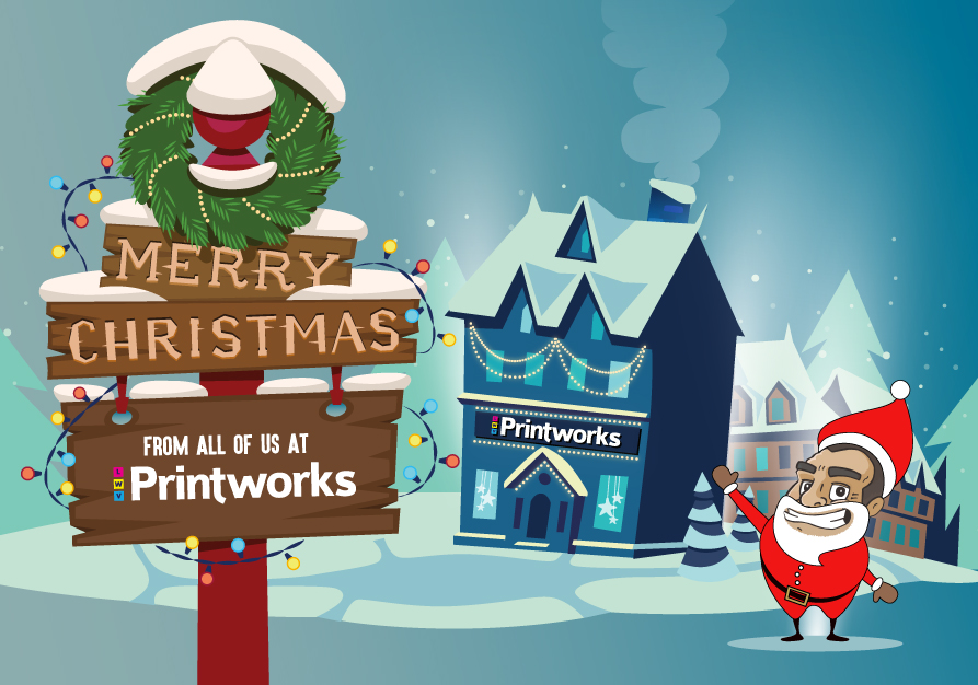 A Very Merry Christmas from LWV Printworks!